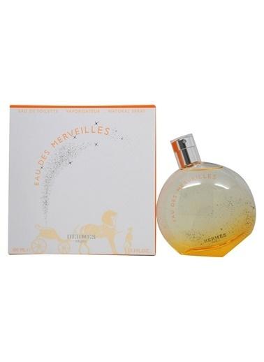 Hermes Eau Des Merveilles Edt 100Ml Kadın Parfüm Renksiz